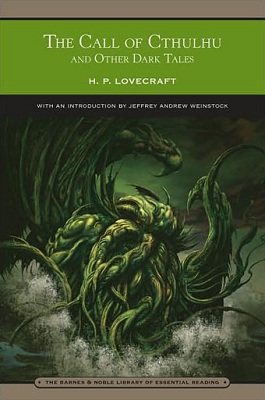 The Call of Cthulhu and Other Stories by H.P. Lovecraft